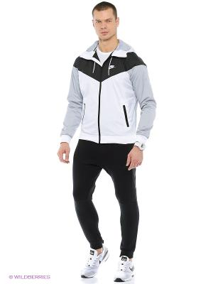 Ветровка M NSW WINDRUNNER Nike. Цвет: белый