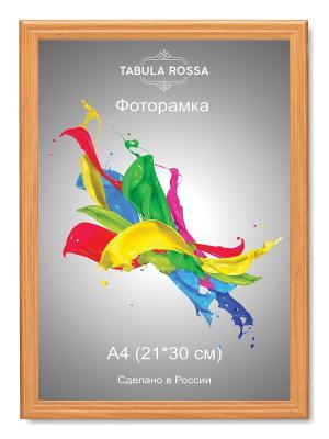Фоторамка 21х30 №455 Tabula Rossa. Цвет: светло-оранжевый