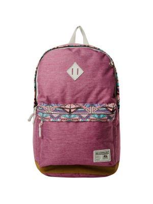 Рюкзак Across. Цвет: лиловый, розовый