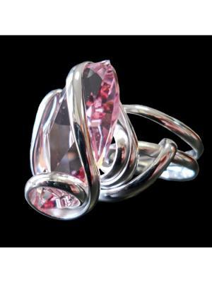 Кольцо Andrea Marazzini. Цвет: серебристый, розовый