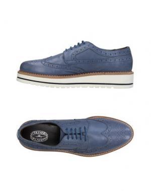 Обувь на шнурках TRIVER FLIGHT. Цвет: грифельно-синий