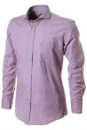 Рубашка BIRIZ. Цвет: светло-сиреневый