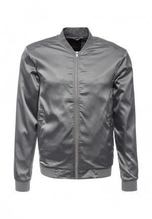 Куртка ADPT. Цвет: серый