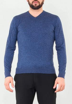 Пуловер Greg. Цвет: синий