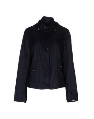 Куртка COOPERATIVA PESCATORI POSILLIPO. Цвет: грифельно-синий