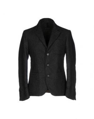 Пиджак AQUARAMA. Цвет: стальной серый