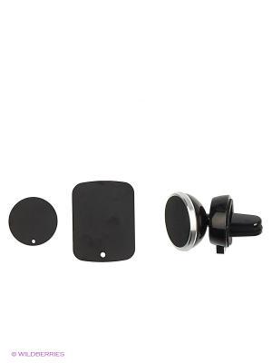 Держатель магнитный для телефона/смартфона HT-17Vmg WIIIX на вентиляцию. Цвет: черный