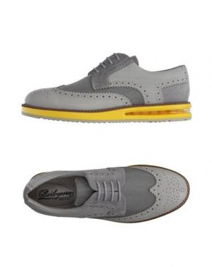 Обувь на шнурках BARLEYCORN. Цвет: серый