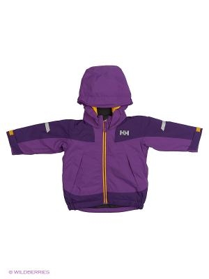 Куртка Helly Hansen. Цвет: фиолетовый