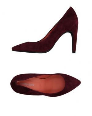 Туфли CARMENS. Цвет: баклажанный