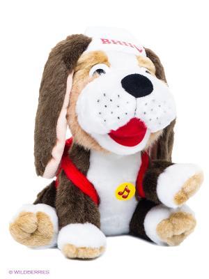 Мягкая игрушка Випо Мульти-пульти. Цвет: коричневый, белый, красный