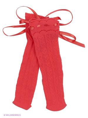 Носки Penti. Цвет: коралловый