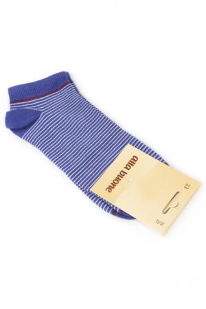 Носки ALLA BUONE. Цвет: синий