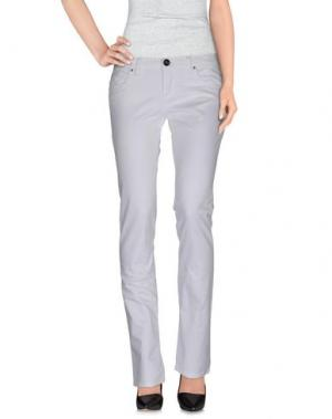 Повседневные брюки PHARD. Цвет: белый