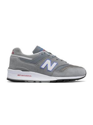 Кроссовки New Balance 997. Цвет: серый