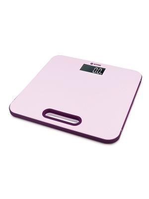 Весы Vitek VT-1968(P). Цвет: розовый