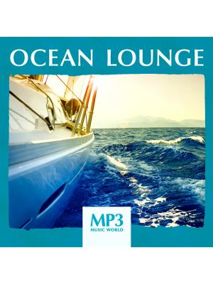 MP3 Music World. Ocean Lounge (компакт-диск MP3) RMG. Цвет: прозрачный