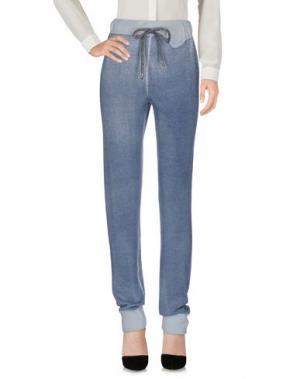 Повседневные брюки BRAND UNIQUE. Цвет: небесно-голубой