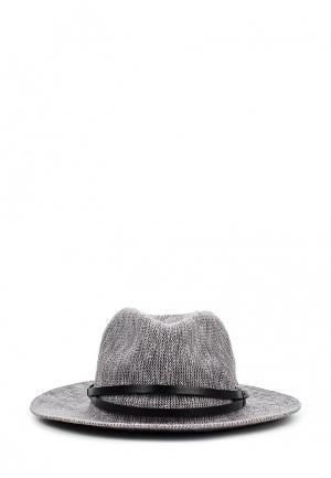 Шляпа Roxy. Цвет: серый