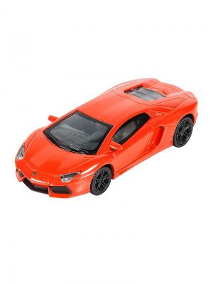Машинка Lamborghini LP-700, Оранжевая (1:43) (PS-0616410-O) Pit Stop. Цвет: оранжевый