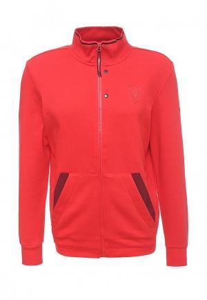 Олимпийка Puma. Цвет: красный