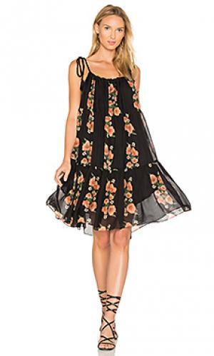 Юбка для 3 стилей Carolina K. Цвет: черный