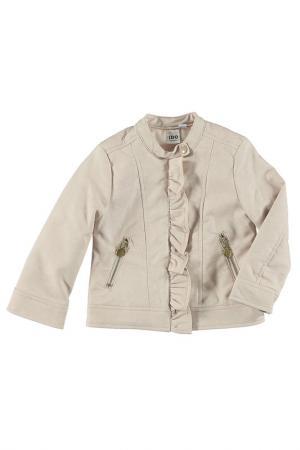 Куртка IDO. Цвет: розовый