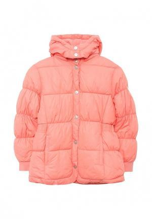 Куртка утепленная Chicco. Цвет: коралловый