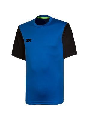 Футболка игровая Shift 2K. Цвет: синий, черный