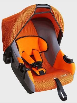 Детское автомобильное кресло ЭГИДА SIGER. Цвет: оранжевый