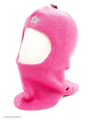 Шапка-шлем Kivat. Цвет: розовый