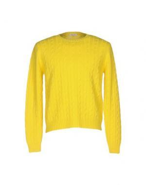 Свитер HAMPTONS. Цвет: желтый
