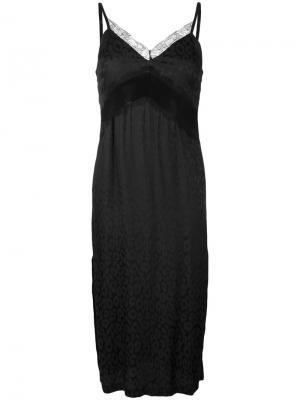 Платье  Feeling Alice Mccall. Цвет: чёрный