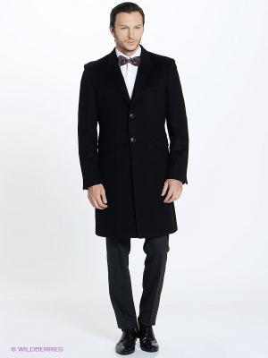 Пальто VINCHI. Цвет: черный