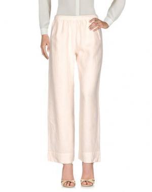 Повседневные брюки FEDELI. Цвет: бежевый