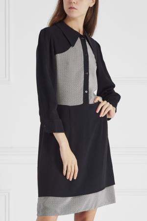 Платье Stella McCartney. Цвет: черный, белый