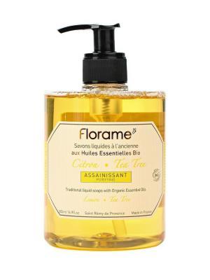 Florame Мыло Жидкое  Лимон-Чайное Дерево (500 Мл) 21150