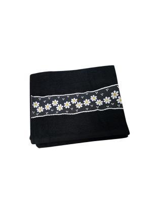 Полотенце Migura. Цвет: черный,желтый,белый