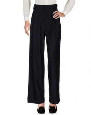 Повседневные брюки SOHO DE LUXE. Цвет: темно-синий