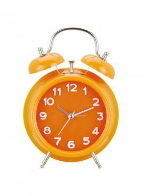 Часы настольные ArteNuevo. Цвет: оранжевый