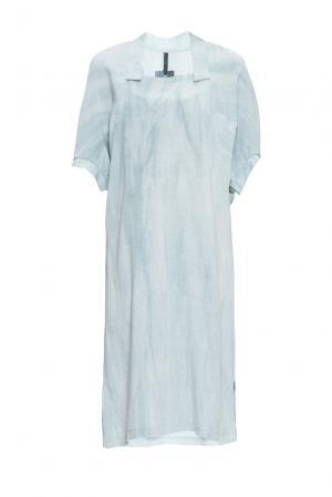 Платье 159909 Firkant. Цвет: синий