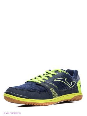 Футзальная Обувь SALA MAX Joma. Цвет: темно-синий