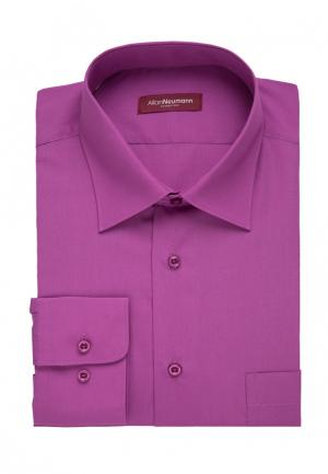 Рубашка Allan Neumann. Цвет: фуксия