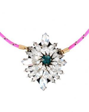 Ожерелье SHOUROUK. Цвет: серебристый