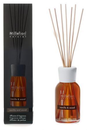 Диффузор Ваниль и Дерево millefiori milano. Цвет: оранжевый