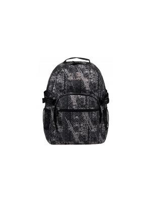 Рюкзак молодежный Alliance. Цвет: черный