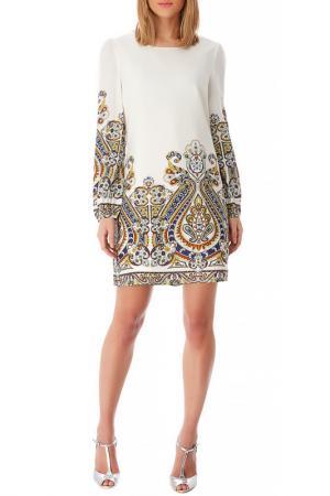 Платье YUMI. Цвет: multicolor