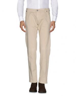Повседневные брюки INGRAM. Цвет: песочный