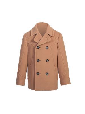 Пальто Stillini. Цвет: бежевый