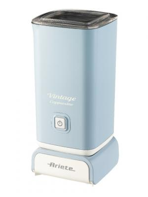 Ariete Вспениватель  молока 2878. Мощность 500 Вт, черный. Цвет: голубой